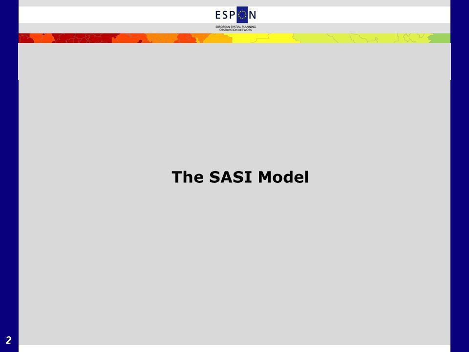 2 The SASI Model