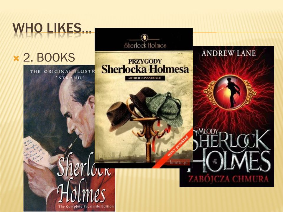  2. BOOKS