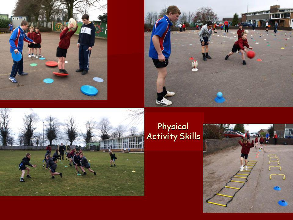 Physical Activity Skills