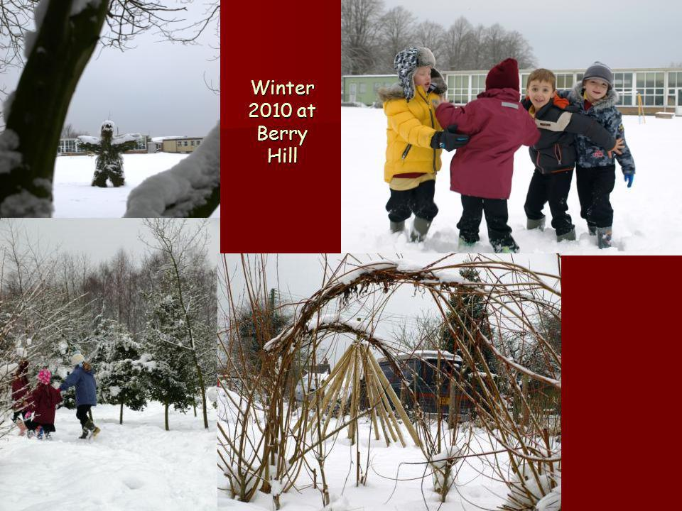 Winter 2010 at Berry Hill