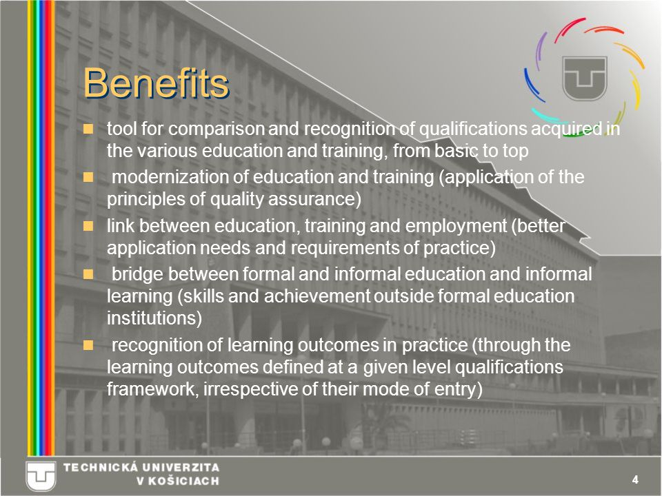 5 Learning outcomes - a key element of the EQF ECVET and its implementation in Slovakia, seminar, Bratislava, 16 December 2008