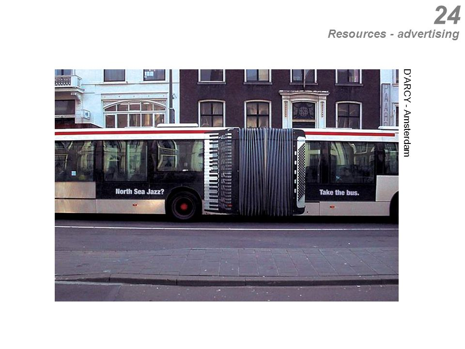 24 D'ARCY - Amsterdam Resources - advertising
