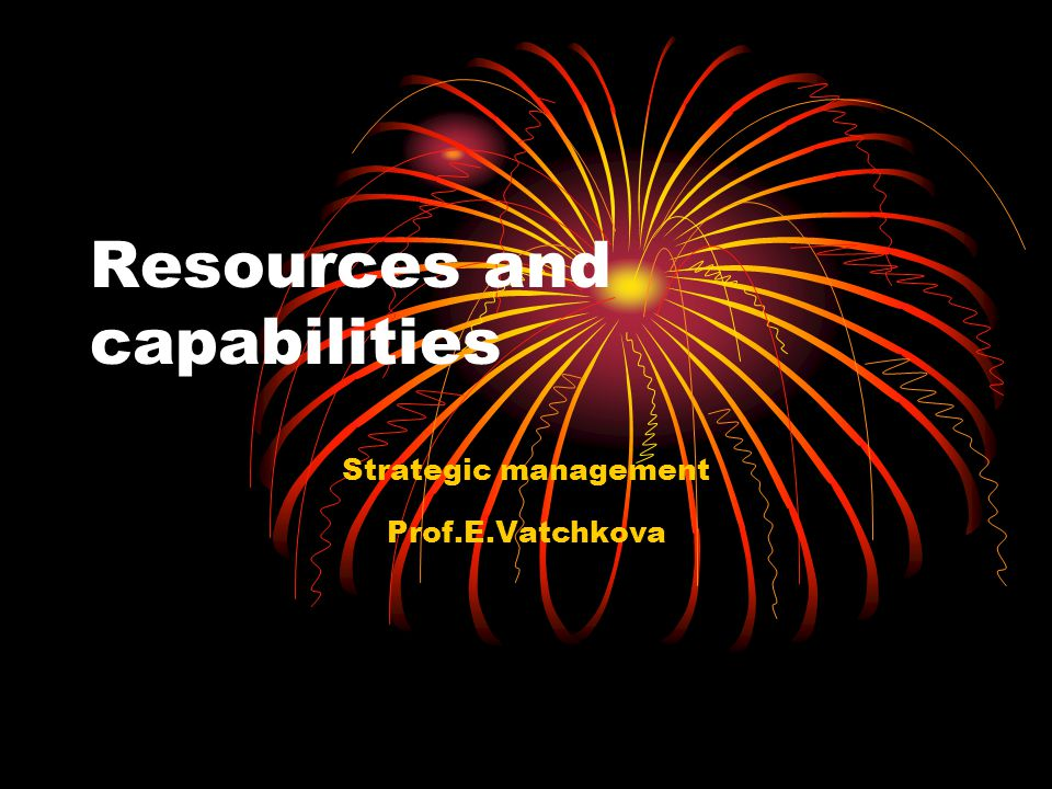 Auditing internal resources Resource analysis Checklist for Resource analysis Ranking strengths, weaknesses and distinctive competencies Strategic analysis – practical recommendations for strategists