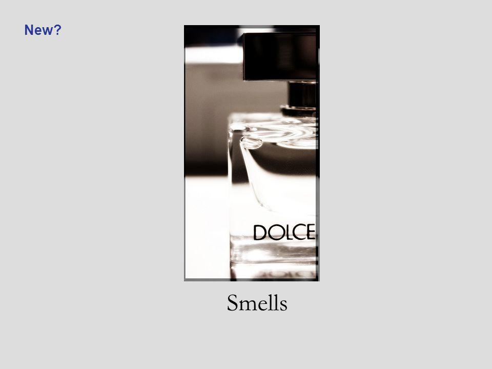Smells New