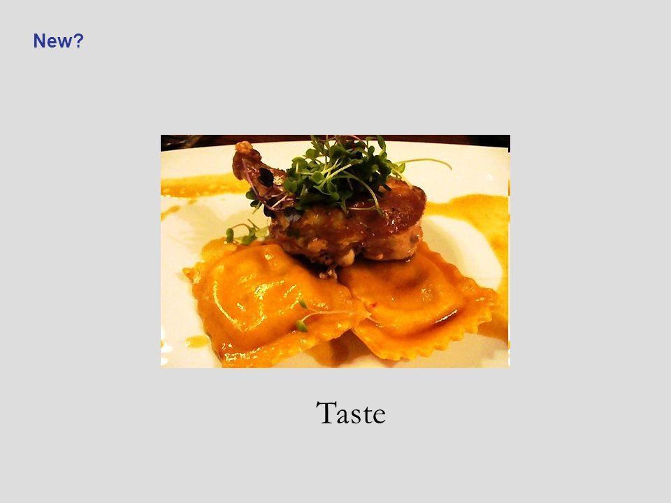 Taste New