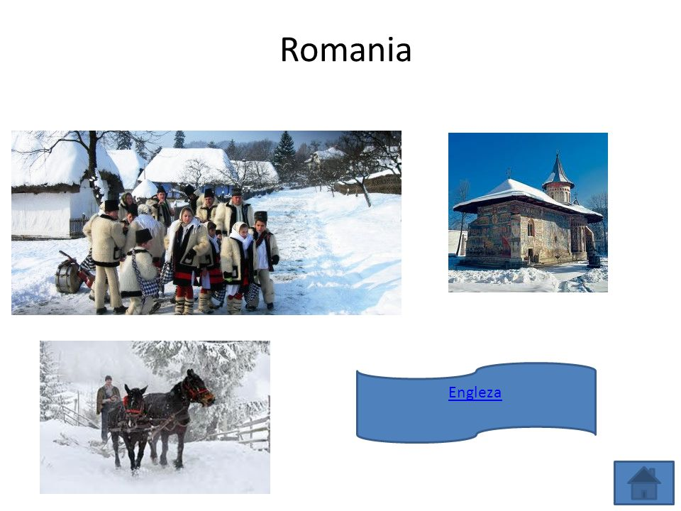ROMANIATURCIAPOLONIALETONIALITUANIA Comenius Multilateral Project The language of art Romanian workshop and final product – Winter habits Workshop conducted by prof.