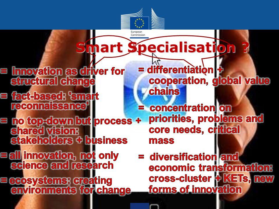Smart Specialisation