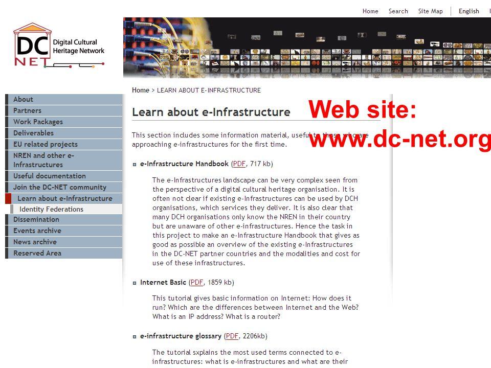 Web site: www.dc-net.org
