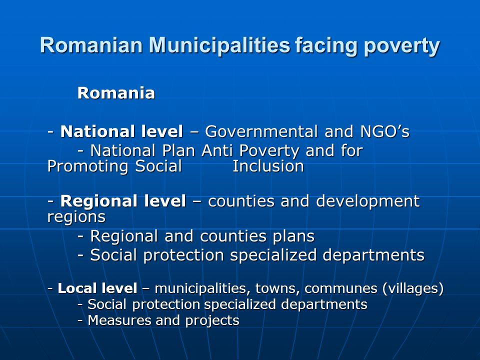 Romanian Municipalities facing poverty Romanian Municipalities Association Head office in Bucharest: 3-5 Academiei Str., 3rd District, 030011, Bucharest, ROMANIATel/Fax: +4 0213113491; +4 0213123675; +4 0213122476; +4 0311023572amr@amr.ro / www.amr.ro www.amr.ro AMR representation office in Bruxelles:Square de Meeûs 1, B- 1000 Brussels - Kingdom of BelgiumTel: +32 (0)22138230 Fax: +32 (0)22138239 calin.chira@amr-bruxelles.eu