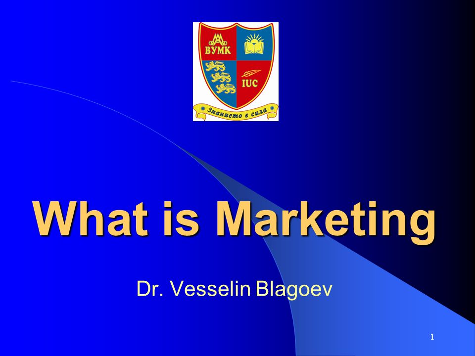 42 Definition 3 Marketing is the management process responsible for identifying, anticipating and satisfying customers' requirements profitably British Chartered Institute of Marketing, UK