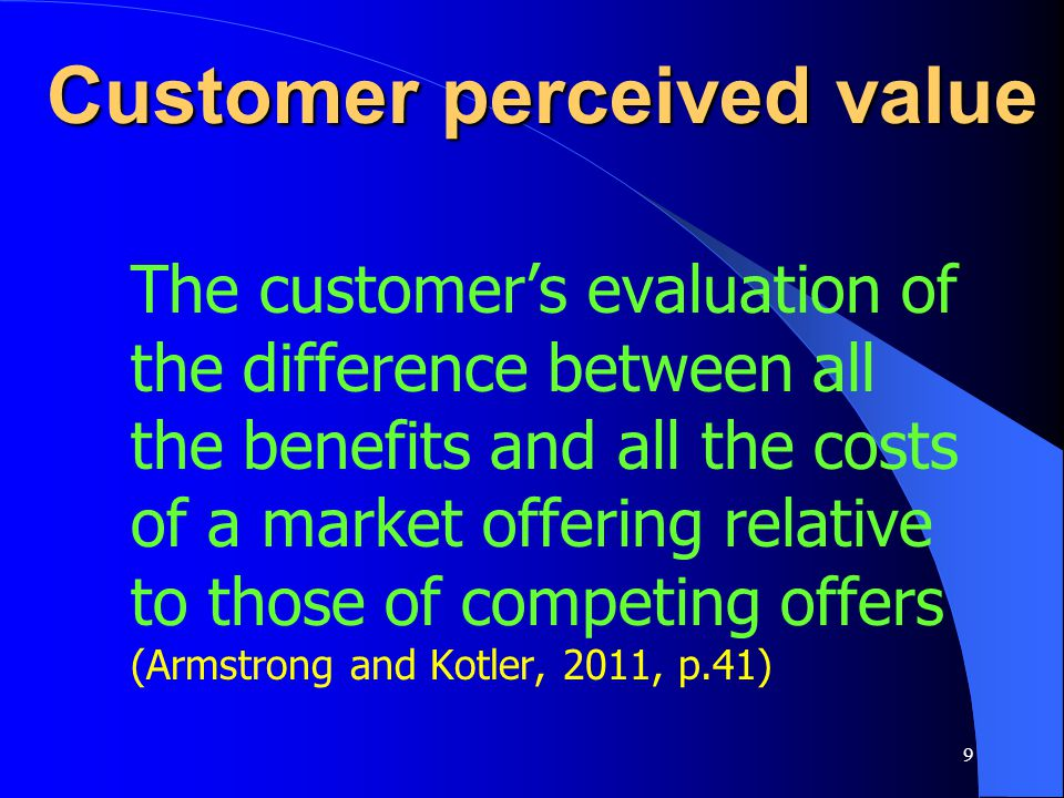 90 Source: Adapted from Gordon, I.H.(1998) Relationship Marketing.