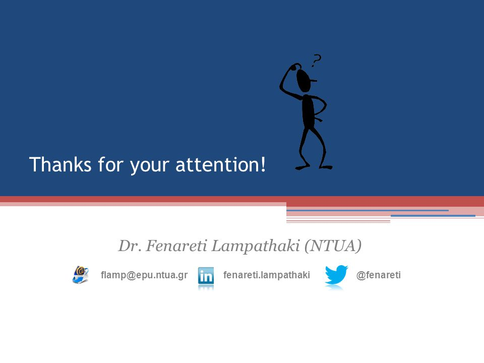 Thanks for your attention. Dr.