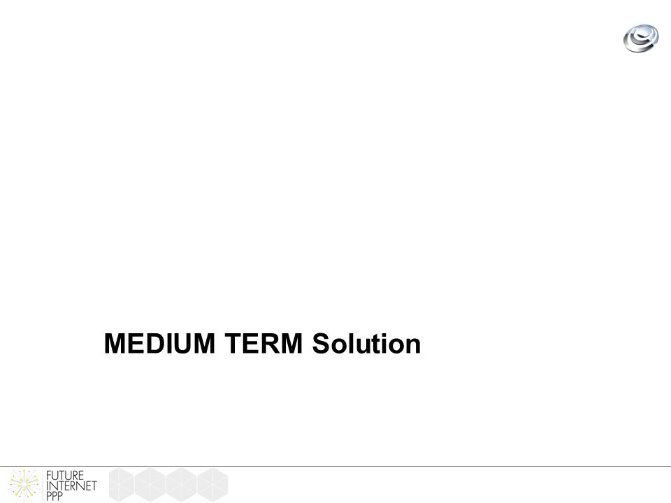 MEDIUM TERM Solution
