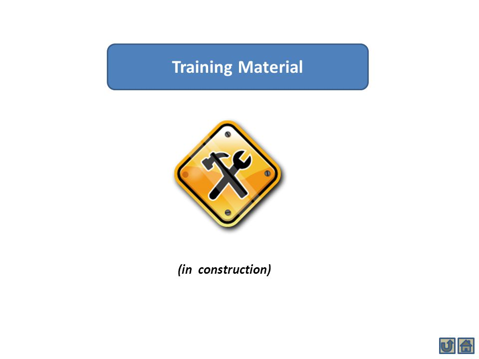 Training Material (in construction)