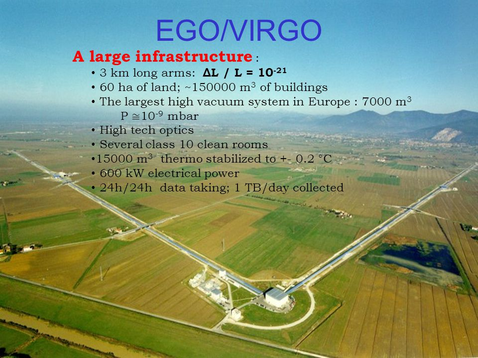 Established in 2004, the VIRGO EGO Scientific Forum is composed of 47 research groups active in the European scientific community.