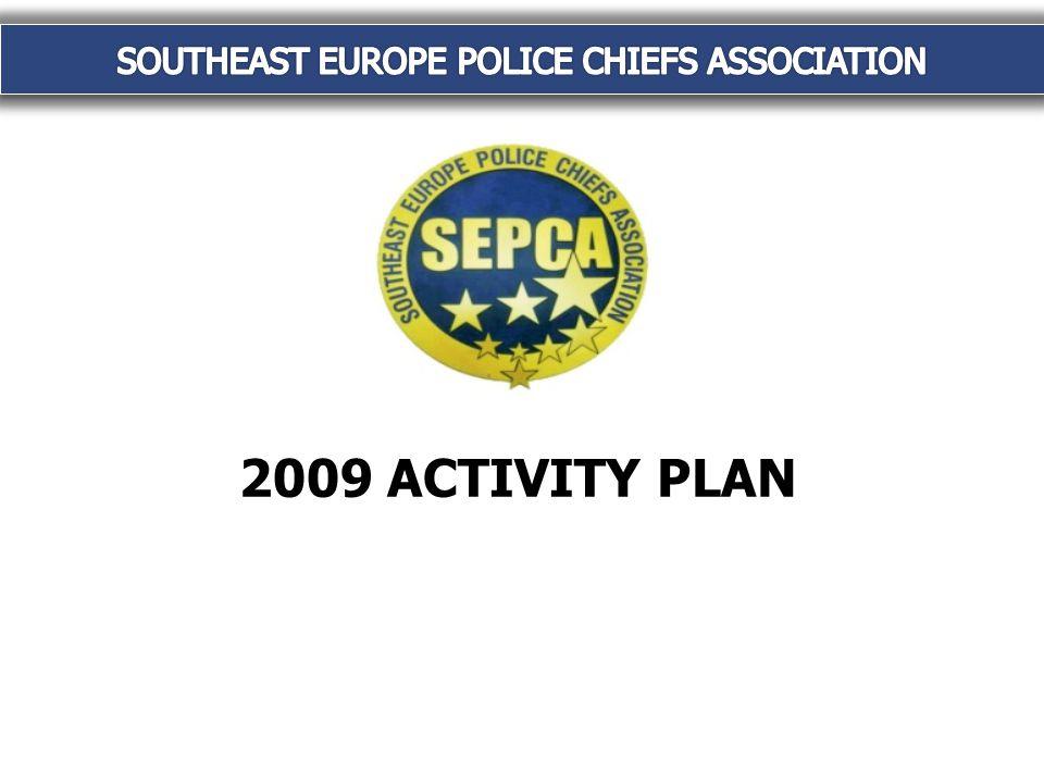 2009 ACTIVITY PLAN