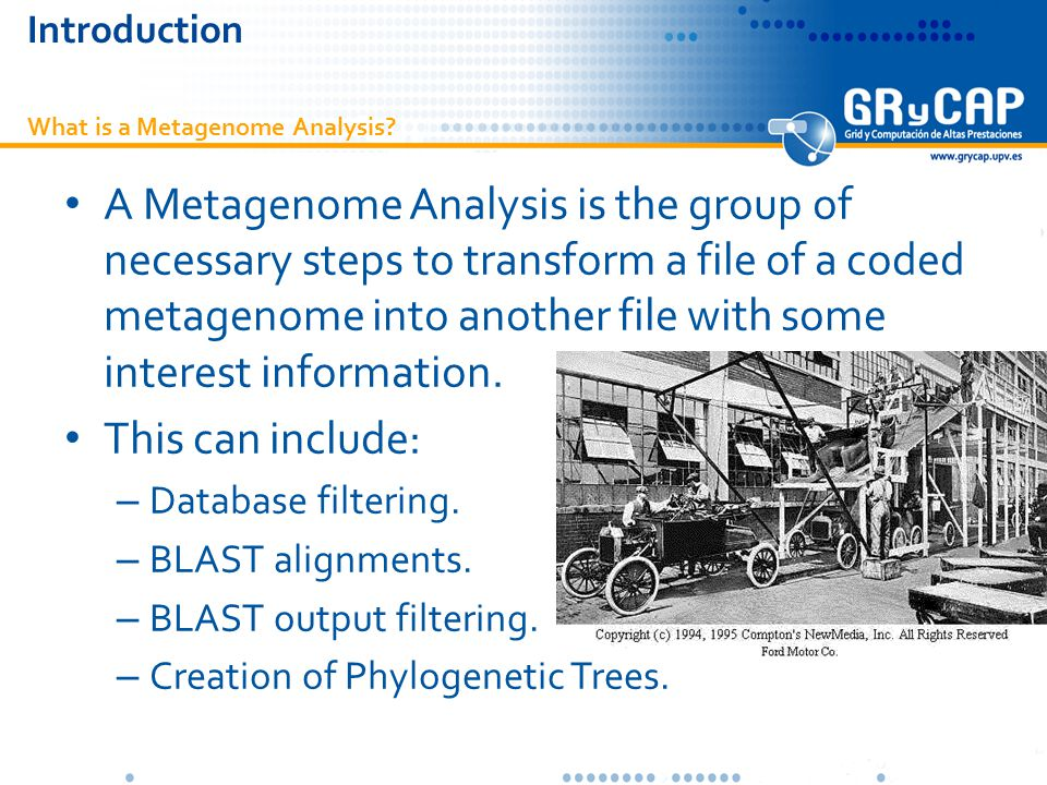 What is a Metagenome Analysis.