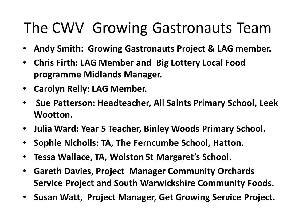 Outcomes & Learning Points All CVW GG schools were represented & met Estonian and Loir partners though not enough time with local partners.