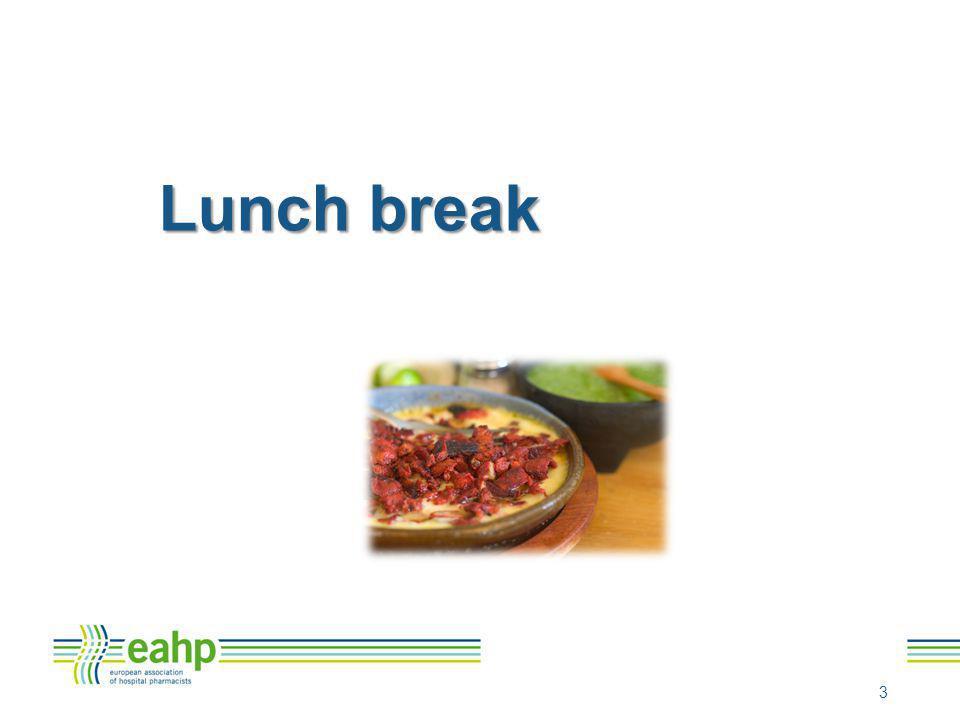 Lunch break 3