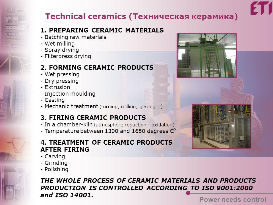 Technical ceramics (Техническая керамика) 1.
