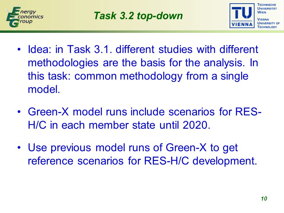 10 Task 3.2 top-down Idea: in Task 3.1.