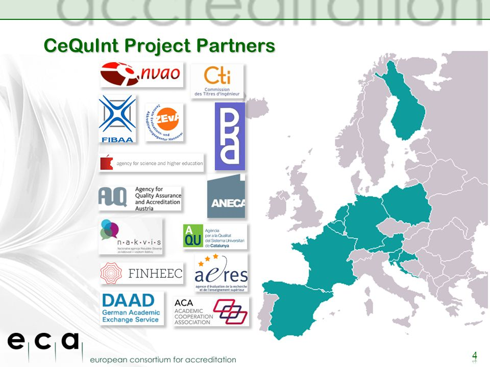 CeQuInt Project Partners