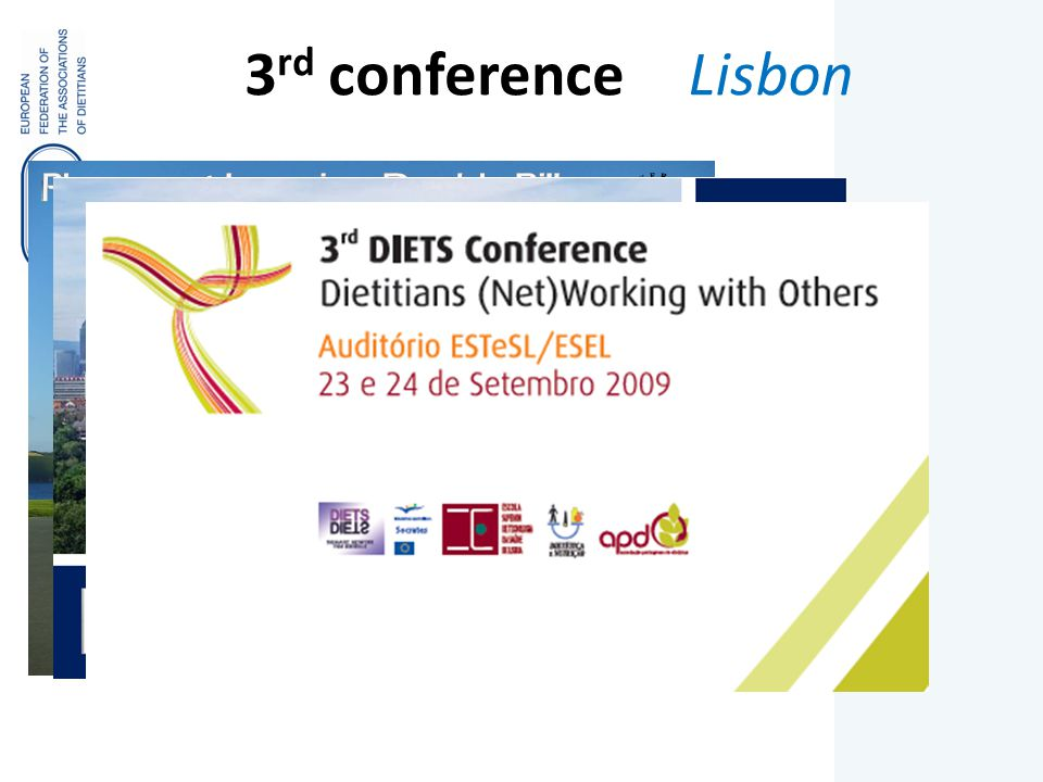 3 rd conference Lisbon