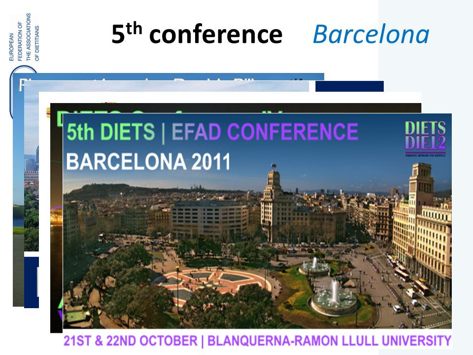5 th conference Barcelona