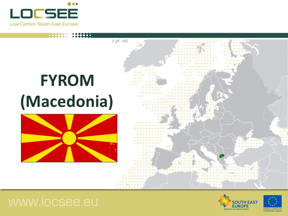 FYROM (Macedonia)