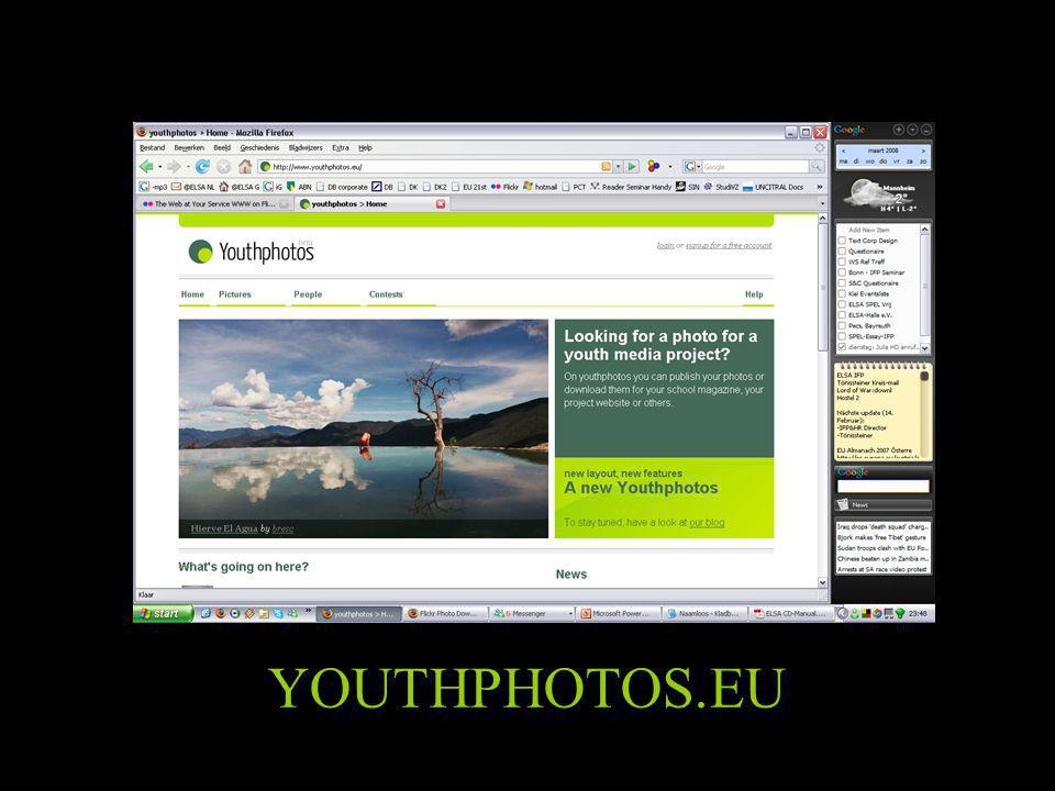 YOUTHPHOTOS.EU
