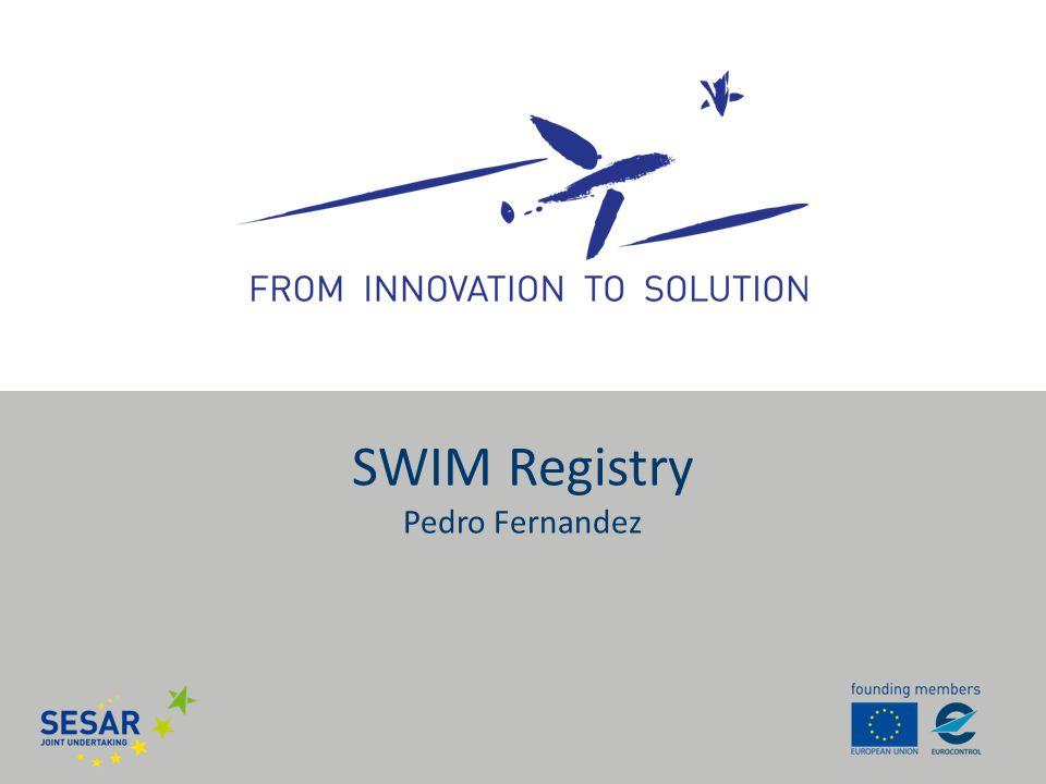 SWIM Registry Pedro Fernandez