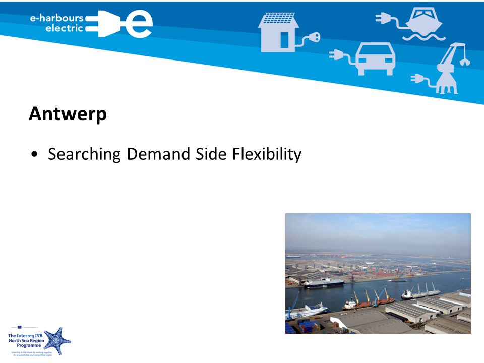 Antwerp Searching Demand Side Flexibility
