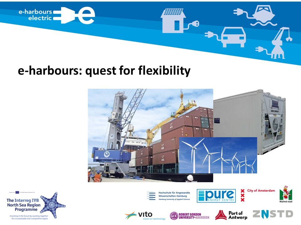 e-harbours: quest for flexibility