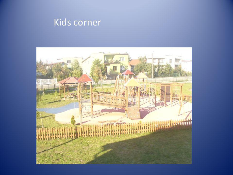 Kids corner