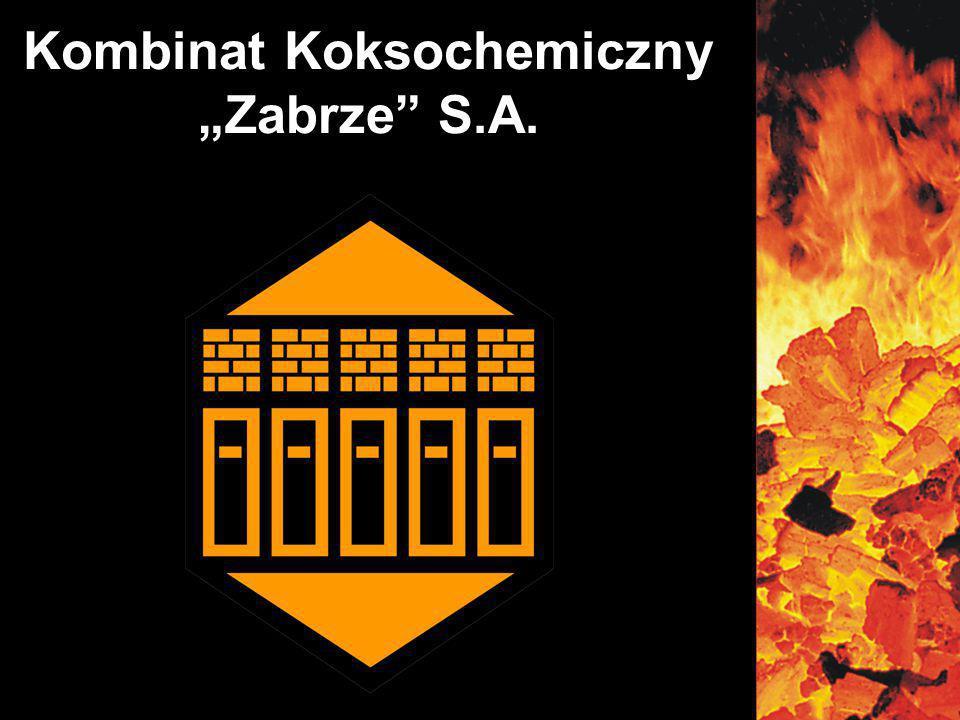"Kombinat Koksochemiczny ""Zabrze S.A."