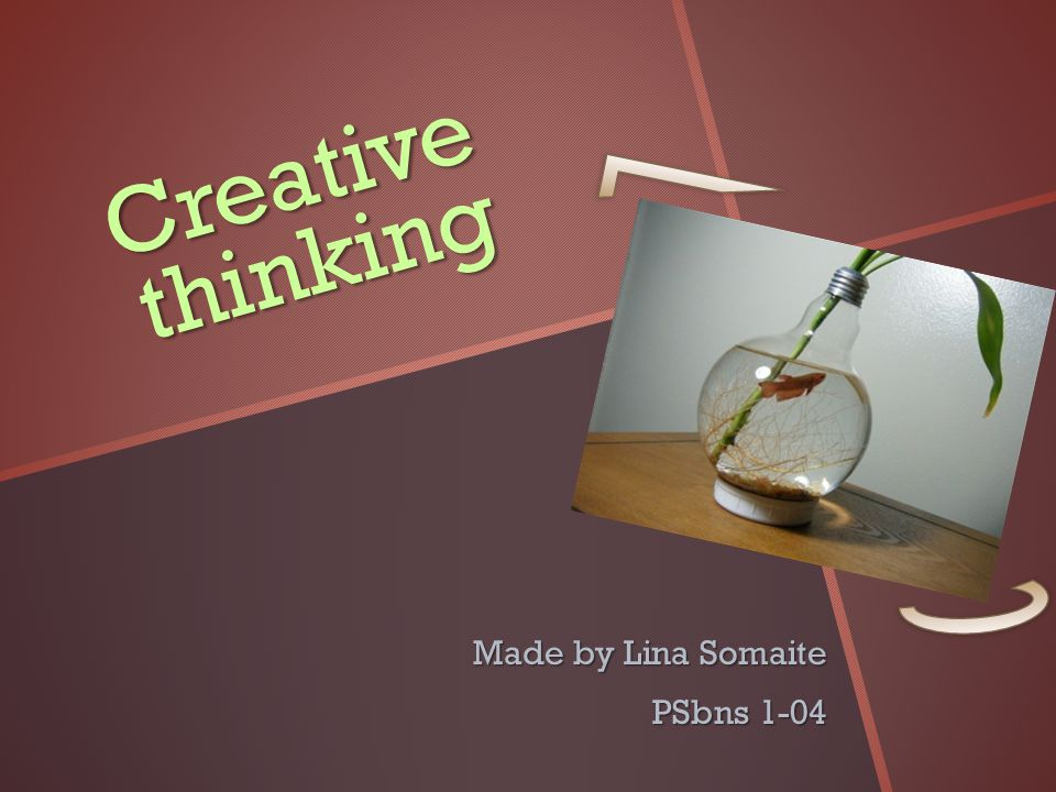 Creative thinking Made by Lina Somaite PSbns 1-04