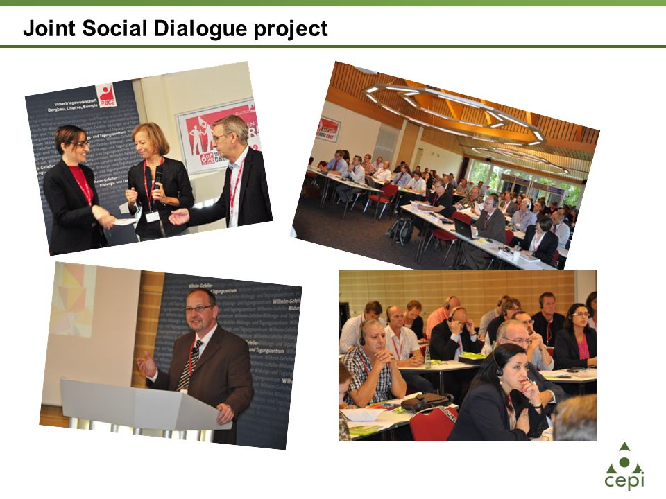 Joint Social Dialogue project