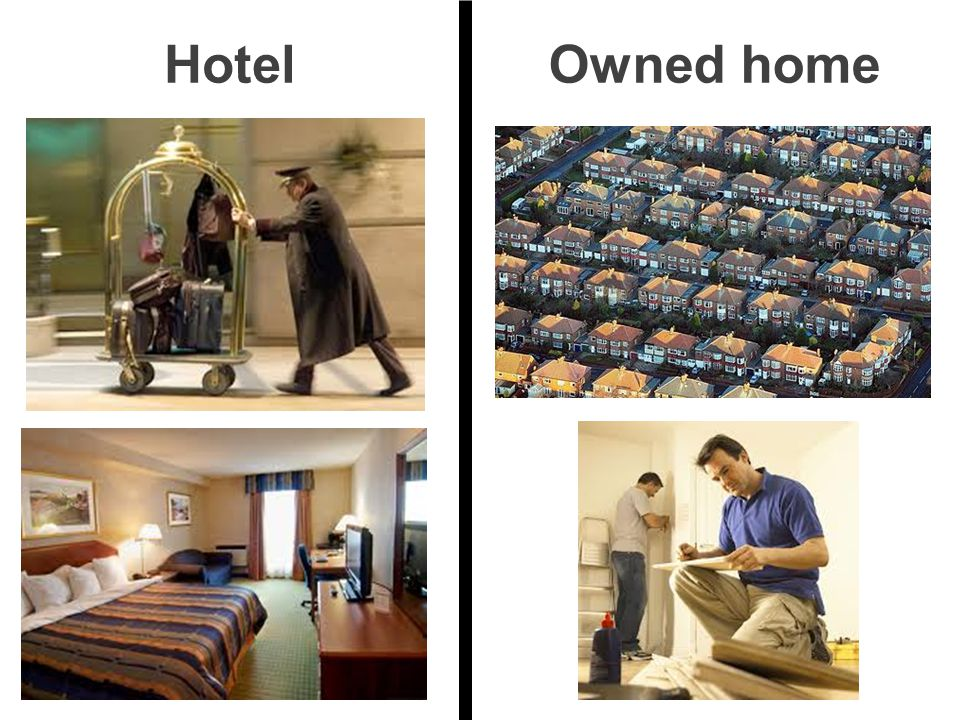 6 HotelOwned home