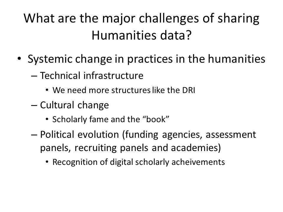 Humanities data manifesto.