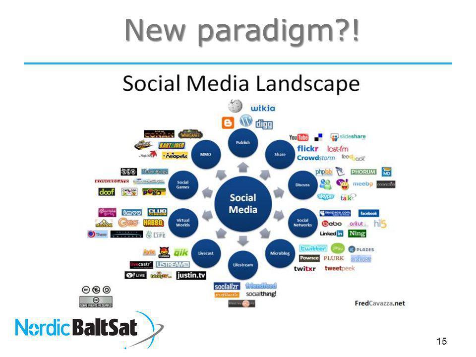 New paradigm ! 15