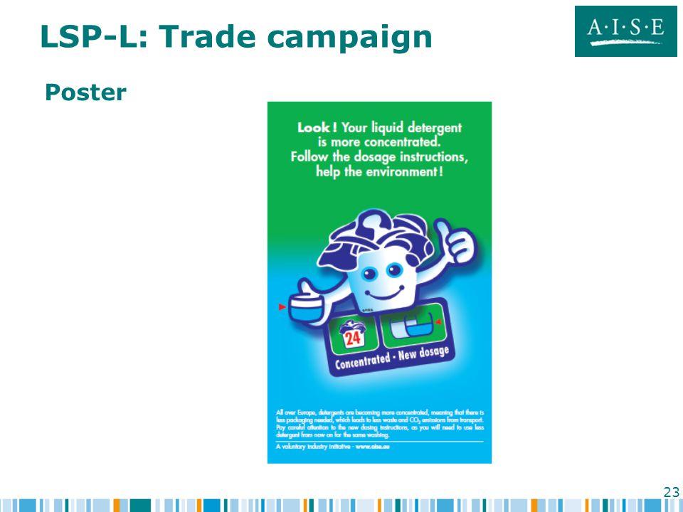 23 LSP-L: Trade campaign Poster