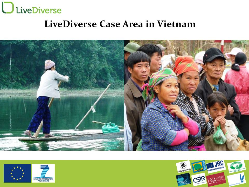 LiveDiverse Case Area in Vietnam
