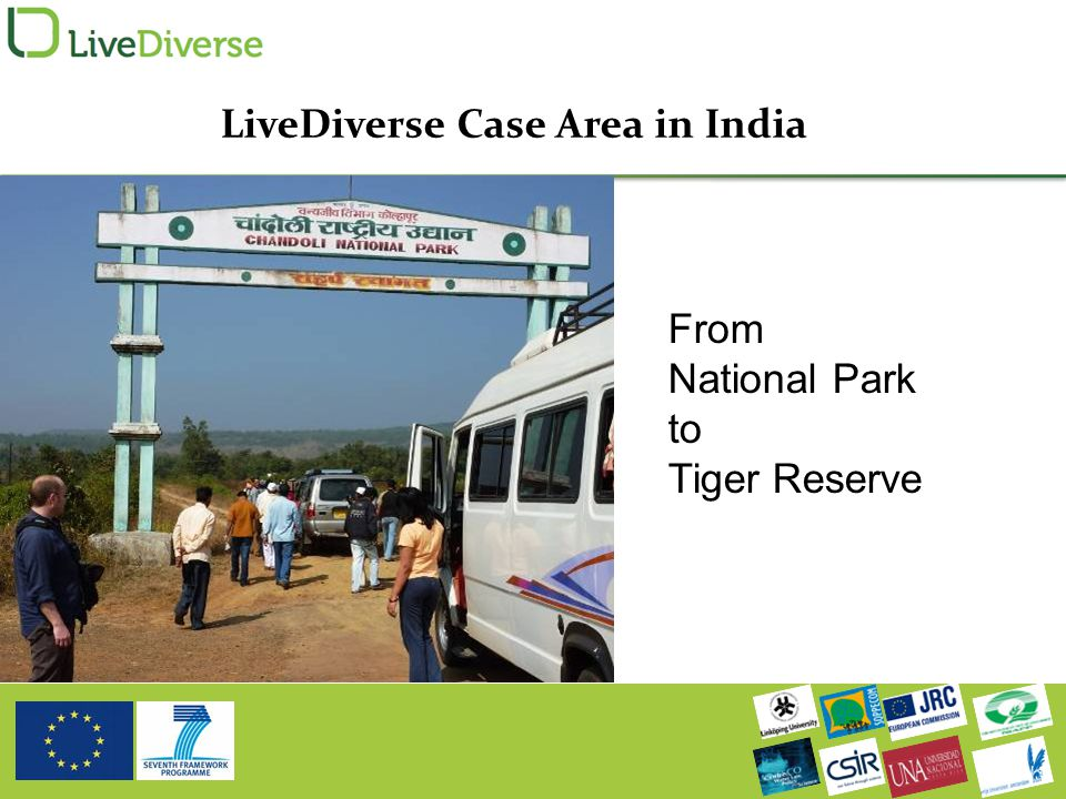 From National Park to Tiger Reserve