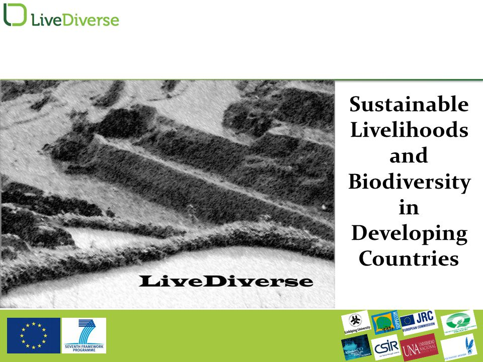 Sustainable Livelihoods and Biodiversity in Developing Countries