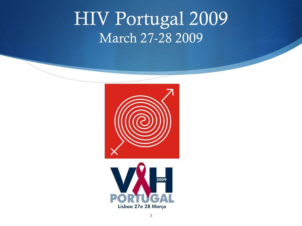 HIV Portugal 2009 March 27-28 2009 3