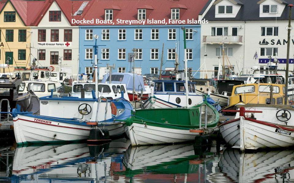 Copenhagen Harbor, Denmark