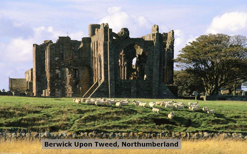 Berwick Upon Tweed, Northumberland