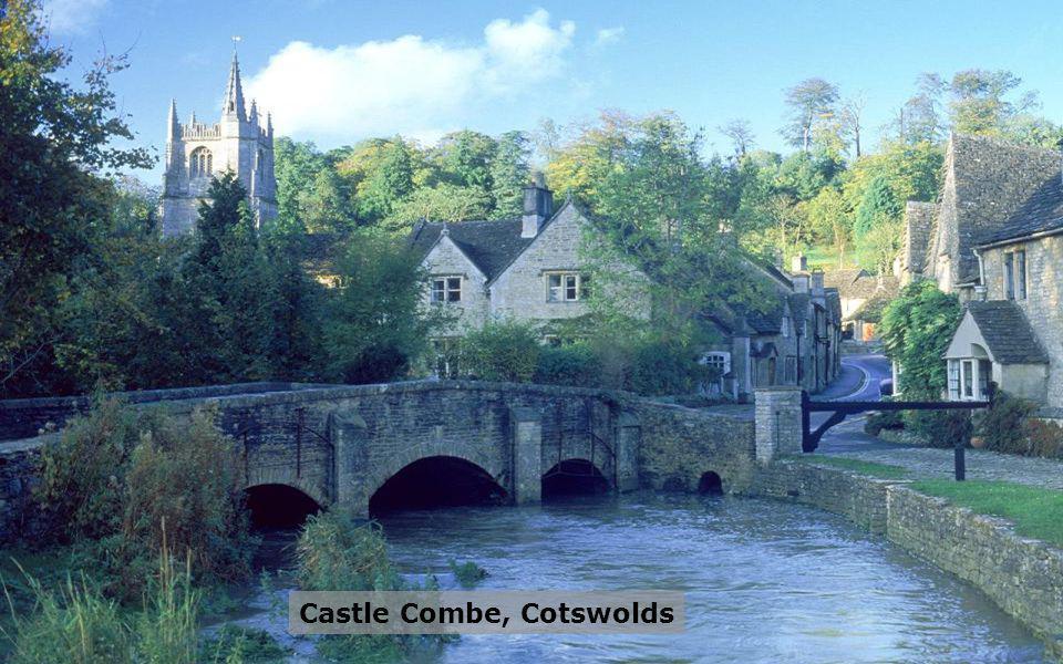 Castle Combe, Cotswolds