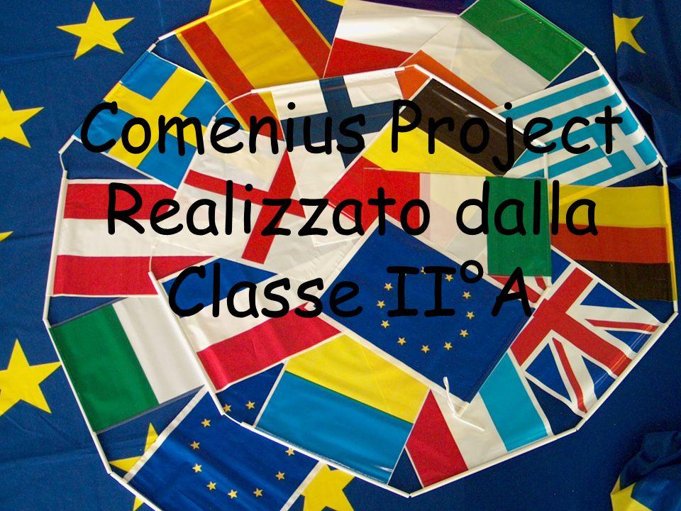 Comenius Project Realizzato dalla Classe II°A