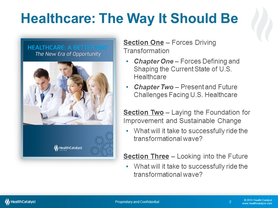 © 2014 Health Catalyst www.healthcatalyst.com Proprietary and Confidential Variation in Expert Opinion 23 Eddy.